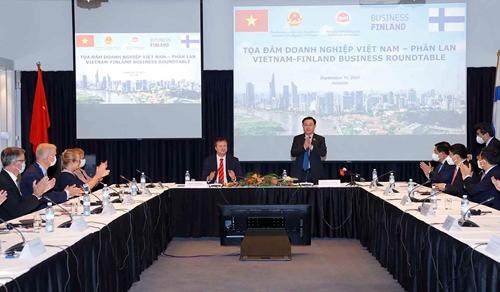 Hợp tác với Việt Nam có ý nghĩa rất quan trọng đối với Phần Lan