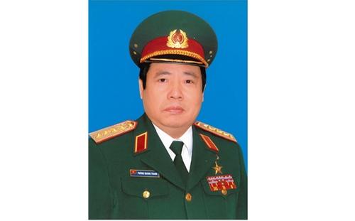 Thông báo về Lễ tang đồng chí Đại tướng Phùng Quang Thanh
