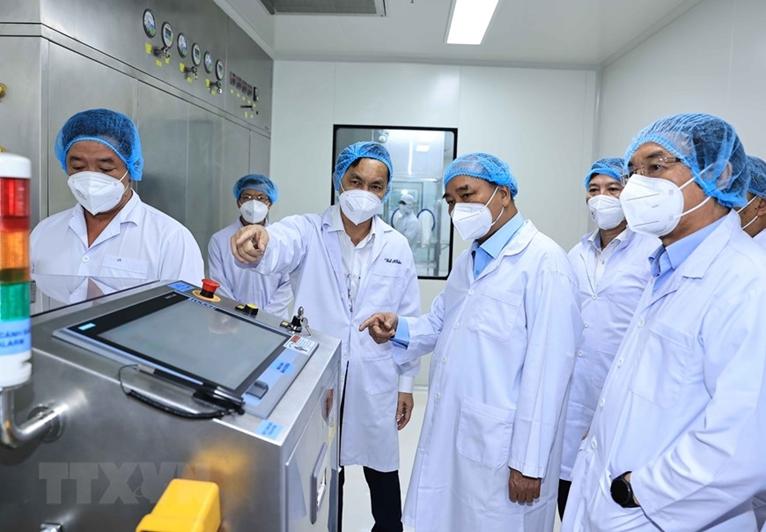 Khoa học và công nghệ đồng hành với đất nước và dân tộc