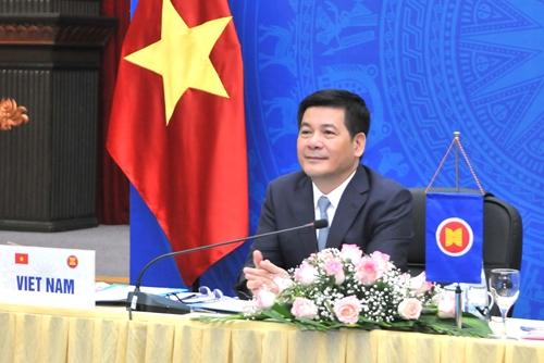 Tăng cường hợp tác giữa ASEAN, thúc đẩy phục hồi kinh tế sau dịch COVID-19
