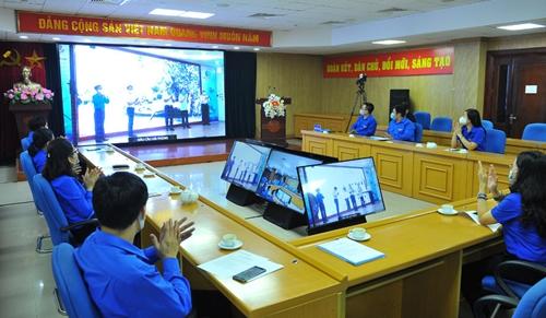 Phát động trực tuyến các hoạt động kỷ niệm 60 năm ngày mở đường Hồ Chí Minh trên biển
