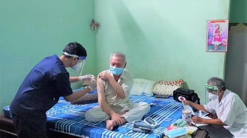 TP Hồ Chí Minh ghi nhận thêm 5 446 ca nhiễm mới