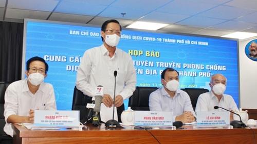 TP Hồ Chí Minh tiếp tục giãn cách xã hội theo Chỉ thị 16 đến hết tháng 9