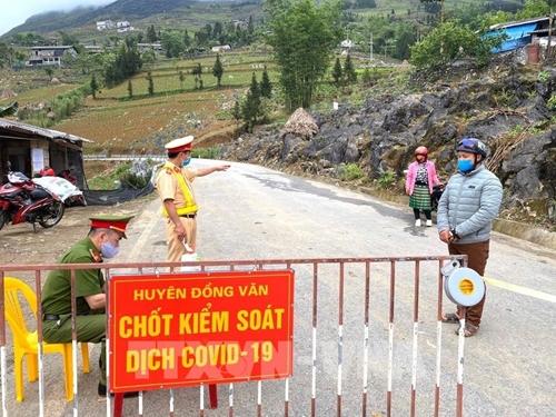 Hà Giang Một số dịch vụ được hoạt động trở lại kể từ ngày 15 9
