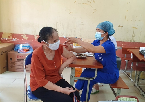 Hà Nội nhận thêm 418 000 liều vắc xin Vero Cell