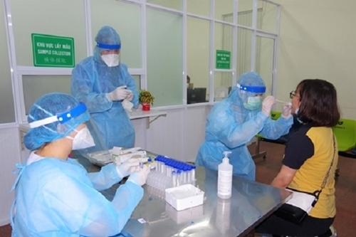 Trưa 14 9, Hà Nội ghi nhận 8 ca mắc COVID-19, có 1 ca cộng đồng
