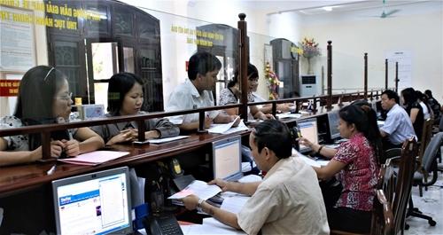 Hà Nội Đẩy mạnh chuyển đổi số tạo thuận lợi cho người nộp thuế