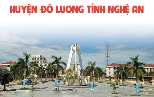 Huyện Đô Lương Nghệ An  Đạt chỉ tiêu phát triển kinh tế 6 tháng đầu năm 2021