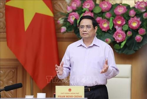 Thủ tướng Phạm Minh Chính An toàn dịch bệnh không phải là thứ từ trên trời rơi xuống