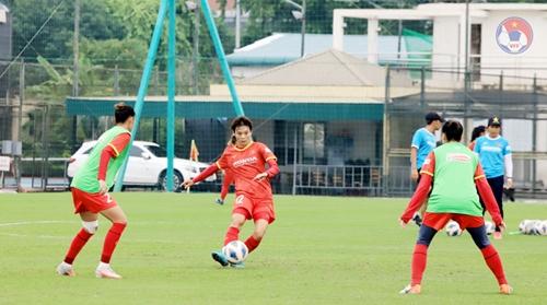 Công bố danh sách 23 cầu thủ đội tuyển nữ Việt Nam thi đấu tại Tajikistan