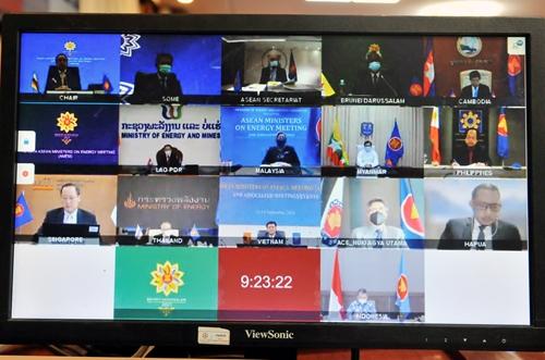 Tiếp tục mở rộng liên kết lưới điện đa phương ASEAN