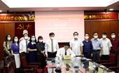 Ký kết Chương trình phối hợp truyền thông giữa tỉnh Hà Giang và Báo điện tử Đảng Cộng sản Việt Nam