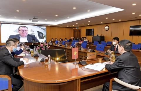 Việt Nam và Niu Di-lân tăng cường hợp tác trên lĩnh vực tài chính