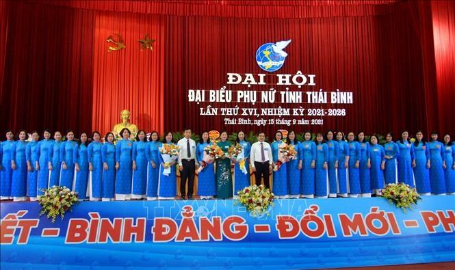 Đại hội đại biểu phụ nữ tỉnh Thái Bình - Đại hội cấp tỉnh đầu tiên trên cả nước