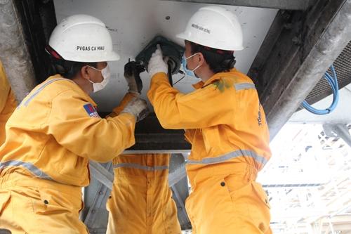 PV GAS phát động thi đua hoàn thành đợt bảo dưỡng sửa chữa hệ thống khí năm 2021