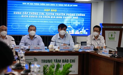 """TP Hồ Chí Minh thí điểm """"thẻ xanh COVID"""" cho những nhóm đơn vị cụ thể"""