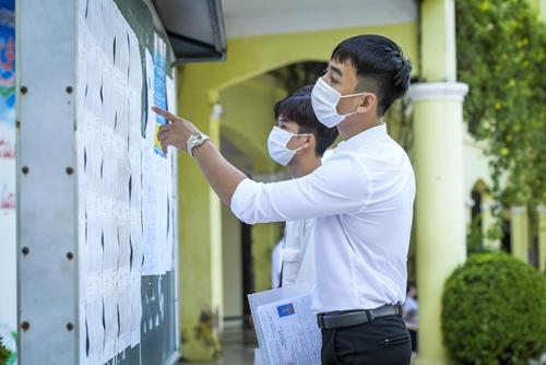 Chi tiết điểm chuẩn đại học của 17 trường quân đội năm 2021