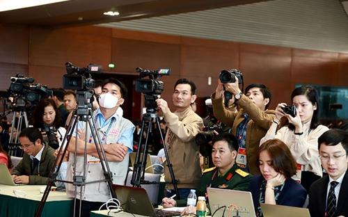 Đến năm 2030, 100 cơ quan báo chí thực hiện chuyển đổi số