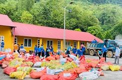 Nghĩa cử nhân ái của nhân dân Tuyên Quang
