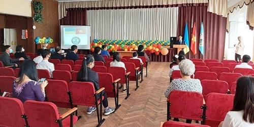 Góp phần gìn giữ, quảng bá ngôn ngữ, văn hoá Việt Nam tại Ukraine