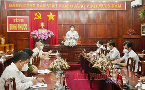 8 tháng đầu năm, Bình Phước thu ngân sách đạt 118 dự toán