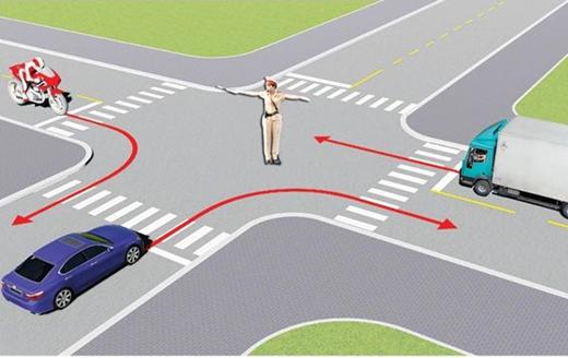 Gần 5,86 vạn lượt thi trắc nghiệm Chung tay vì an toàn giao thông tuần 24