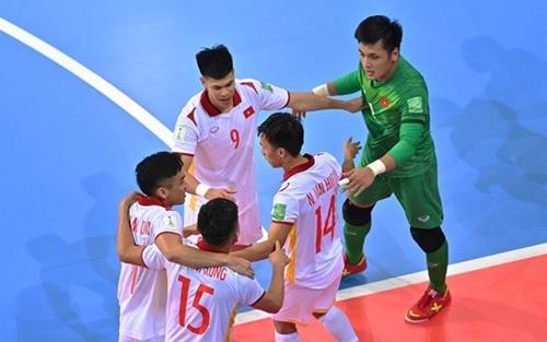 Tuyển futsal Việt Nam giành chiến thắng nghẹt thở trước Panama với tỷ số 3-2
