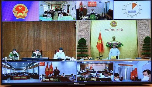 Thủ tướng yêu cầu tỉnh Kiên Giang, Tiền Giang nỗ lực kiểm soát dịch bệnh