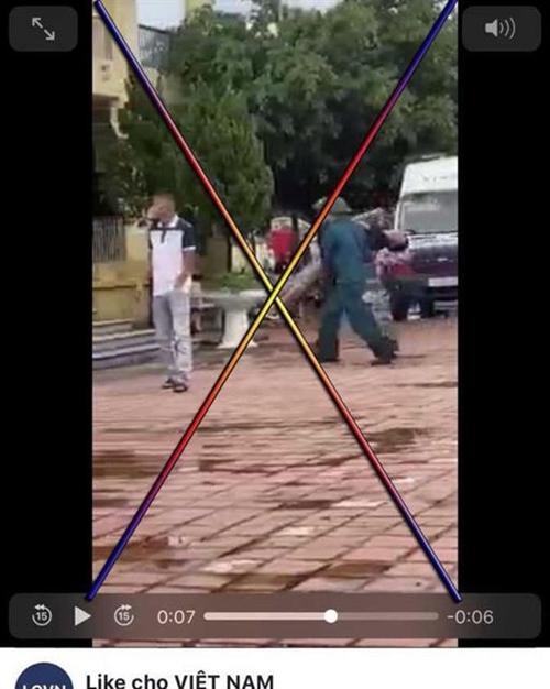Xử lý nghiêm hành vi tung tin giả về tiêm vắc xin phòng COVID-19 tại Uông Bí Quảng Ninh