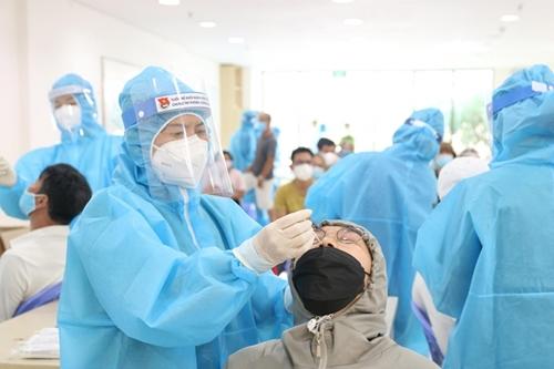Hà Nội thêm 2 ca mắc COVID-19 tại quận Long Biên và Đống Đa