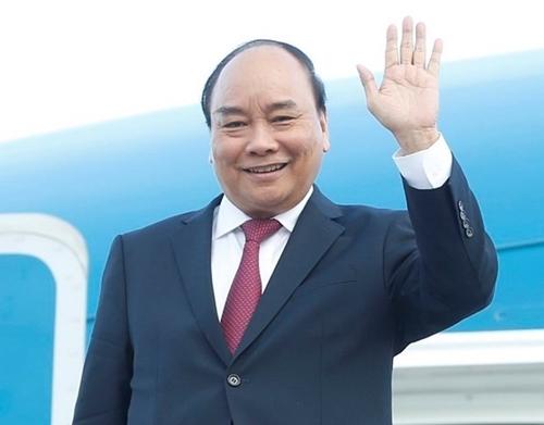 Chủ tịch nước Nguyễn Xuân Phúc thăm hữu nghị chính thức Cuba