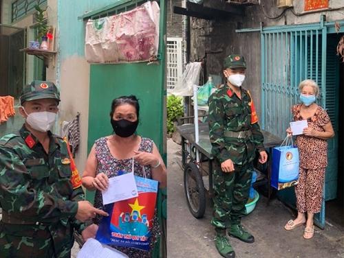 TP Hồ Chí Minh Quan tâm người dân tộc thiểu số trong dịch bệnh COVID-19