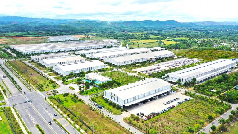 THACO AUTO đẩy mạnh sản xuất, cung ứng trong nước và xuất khẩu