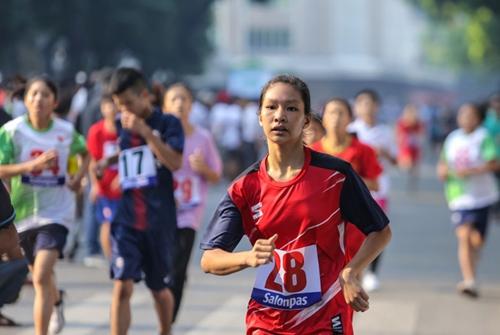 Giải chạy Olympic online vì sức khỏe toàn dân năm 2021
