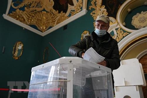 Quan sát viên quốc tế Bầu cử Duma Quốc gia Nga minh bạch, dễ tiếp cận