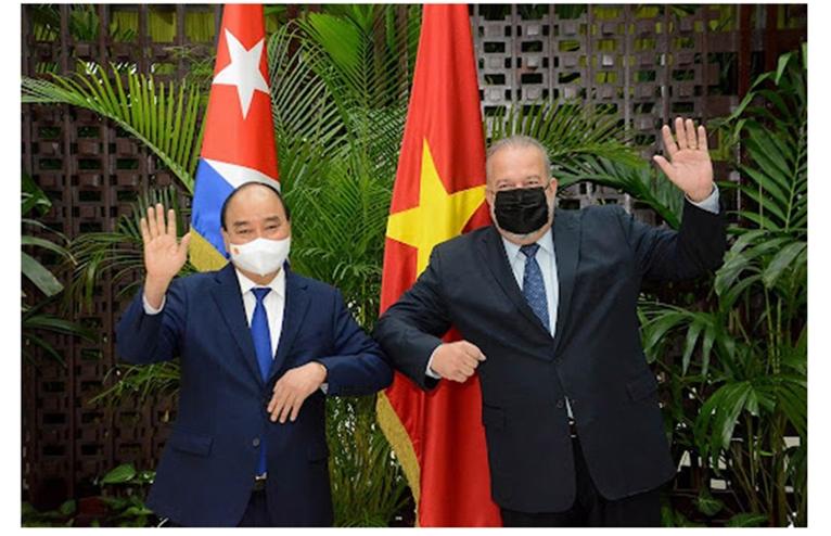 Chuyến thăm tái khẳng định tình hữu nghị sâu sắc giữa Việt Nam và Cuba