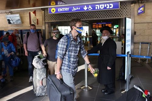 Israel tái cho phép các đoàn khách du lịch nước ngoài nhập cảnh