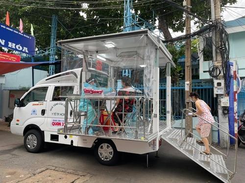 TP Hồ Chí Minh ghi nhận thêm 5 171 ca nhiễm mới