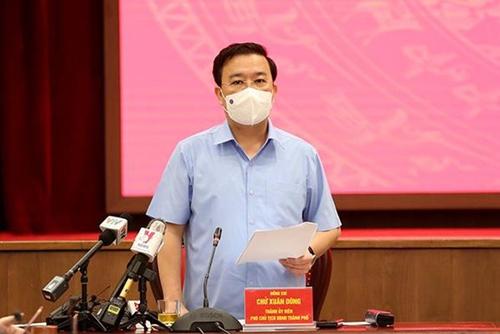 Hà Nội Không áp dụng giấy đi đường sau 6h ngày 21 9