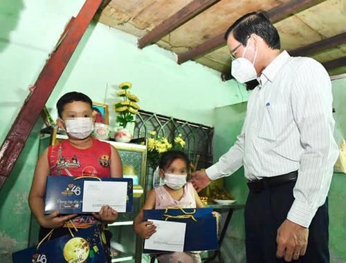 TP Hồ Chí Minh sẽ chăm lo cho các cháu mồ côi cha, mẹ vì dịch bệnh