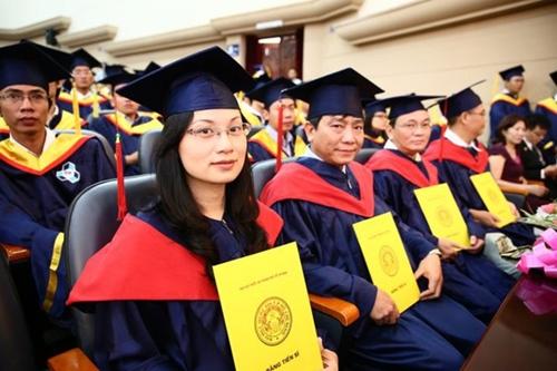 Hướng dẫn đào tạo tiến sỹ, thạc sỹ cho giảng viên cơ sở giáo dục đại học