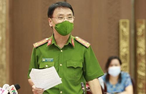 Người ngoại tỉnh về Hà Nội cần đáp ứng đủ điều kiện về phòng dịch