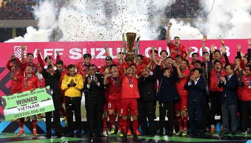 Tuyển Việt Nam chung bảng với Malaysia, Indonesia, Campuchia và Lào tại AFF Cup 2020