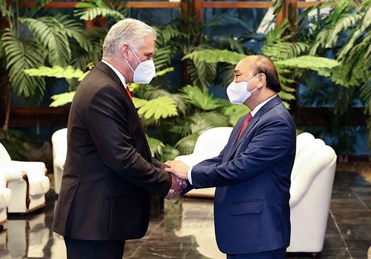 Tuyên bố chung Việt Nam – Cu-ba