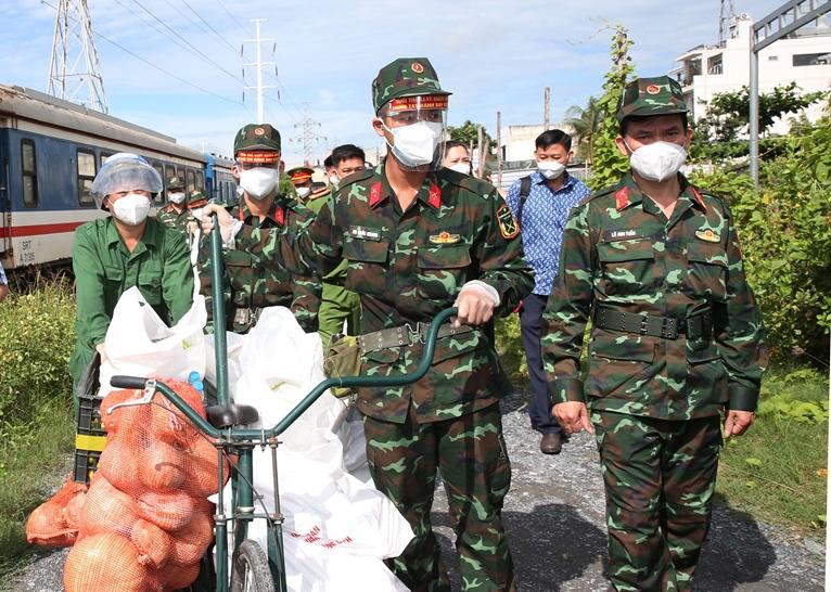 Tỉnh Tuyên Quang ủng hộ nhân dân TP Hồ Chí Minh 110 tấn nông sản