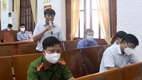 Cử tri huyện Hiệp Hòa và Tân Yên kiến nghị giải quyết một số vấn đề về công tác quản lý đất đai