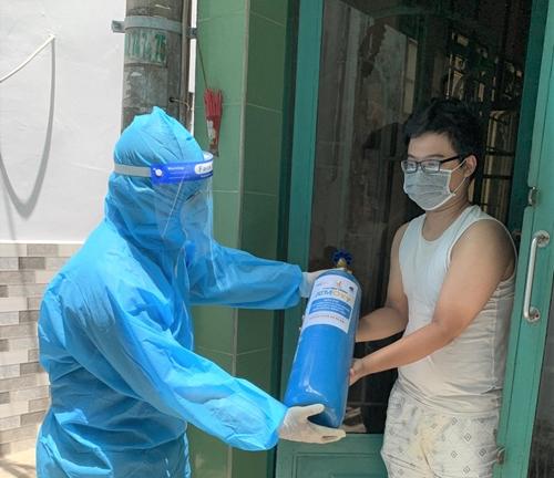 TP Hồ Chí Minh thành lập Tổ chăm sóc người nhiễm COVID-19 tại cộng đồng