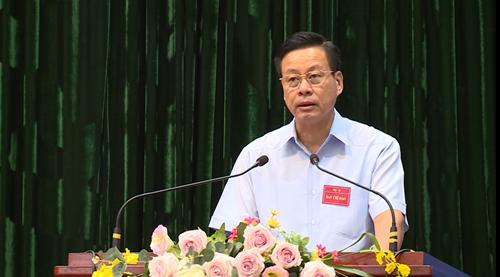 Bắc Quang Khai mạc diễn tập Khu vực phòng thủ năm 2021