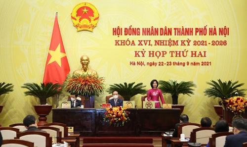 Hà Nội dự kiến nhu cầu đầu tư là 650 000 tỷ đồng