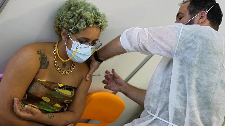Tỷ lệ tiêm vaccine ngừa COVID-19 của Bồ Đào Nha cao nhất thế giới